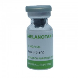 Melanotan II 10mg- Natural Peptides
