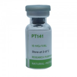 Bremelanotide (PT141) 10mg- Natural Peptides