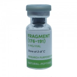 HGH Frag(176-191) 5mg- Natural Peptides