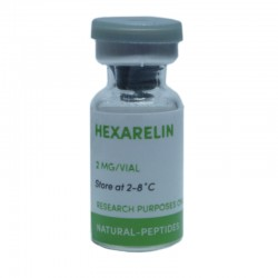 Hexarelin 2mg - Natural Peptides
