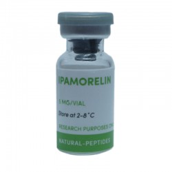 Ipamorelin 5mg - Natural Peptides - USA
